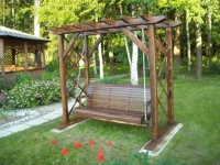 Качели садовые 4009