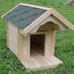 Будка для пса Bud Large 110x54x75 cм (3001)