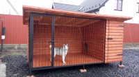 Вольер  для собак №11