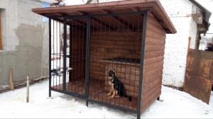 Вольер для собак №10