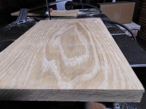Заготовка для резьбы дуб 200х300х20 мм