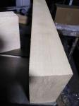 Липовые бруски для резьбы 120х300х60 мм