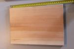 Деревянная заготовка  ива 200х300х20 мм
