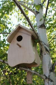Домик для птичек №2