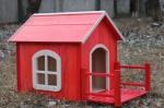 Будка для собачки 90х46х55 (3014)