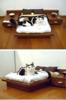Лежак для кошки №7