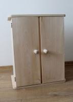 Одежный шкаф для кукол