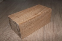 Деревянный брусок для резьбы 50х60х150 - дуб