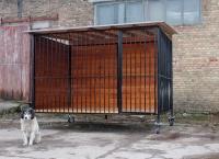 Вольер для собак №2