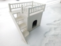 Домик для маленьких пород собак (3035)