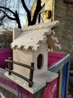 Домик для птиц №16