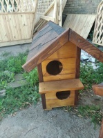 Дом для котов № 3