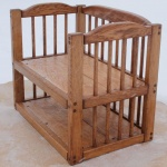 Кровать лежак для собачки (3029)