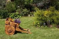 Воз садовый декоративный  2005