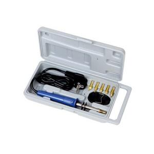 Набор для выжигания ZD-410B, 30W, (паяльник+ 6 наконечников)